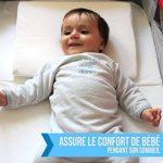 coussin pour éviter tête plate bébé TOP 0 image 2 produit