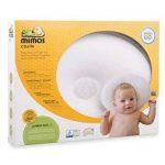 MIMOS - Coussin pour bébé (S) spécial tête plate (plagiocéphalie) – Avec sécurité écoulement d'air (Certifié Anti-Suffocation TUV) – (anciennement XL 1-10 mois) de la marque Mimos image 1 produit