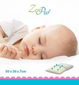 oreiller bébé anti tête plate TOP 7 image 0 produit