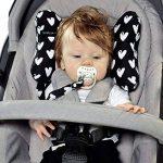 Simply Good Butterfly Neck Cushion Coussin de Support de Tête et de Cou pour le Voyage avec Porte-tétine pour Bébés Nouveau-nés jusqu'à 36 Mois de la marque Simply Good image 2 produit