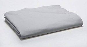 TODAY 201511 Drap Plat Coton Zinc 180 x 290 cm de la marque TODAY image 0 produit