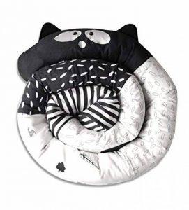 ToTs by Smartrike 410123 Snake Coussin pour lit de bébé Forme de serpent Noir de la marque ToTs by Smartrike image 0 produit